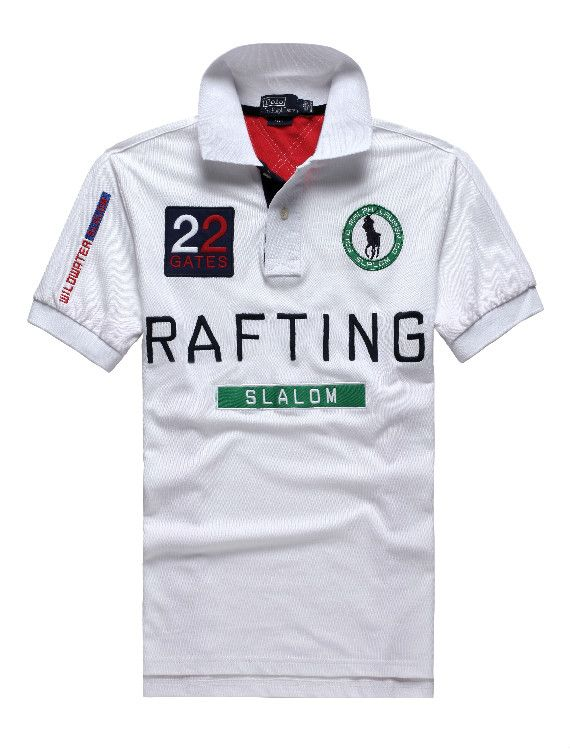 Polo Ralph Lauren Flag Rafting 22 T-Shirt,ralph lauren factory outlet,Outlet