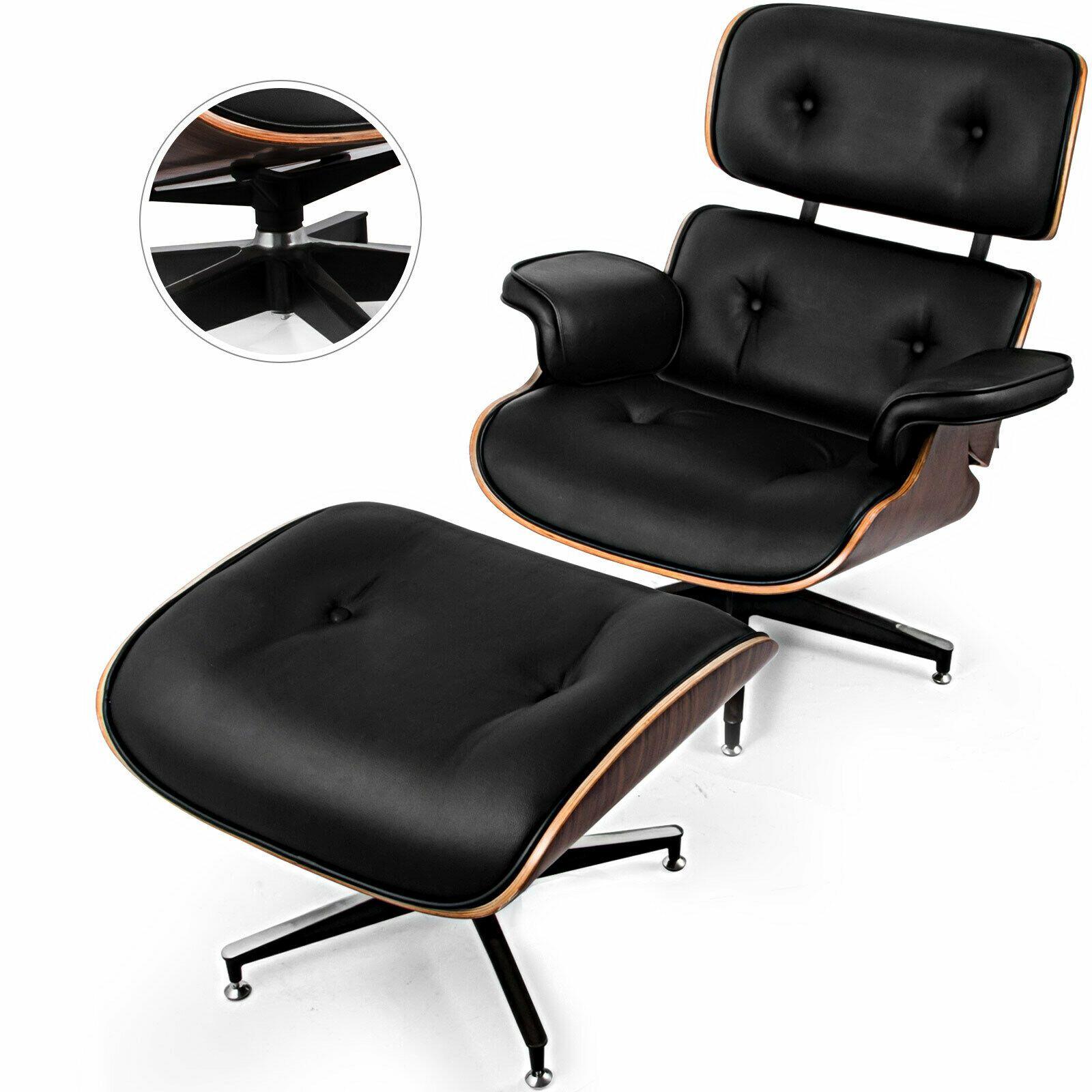 Eames Lounge Chair Ottoman