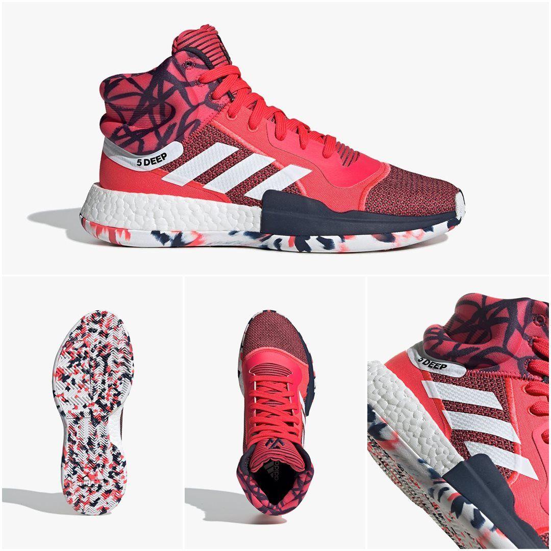 adidas Marquee Boost John Wall   Retro shoes, Adidas, Adidas