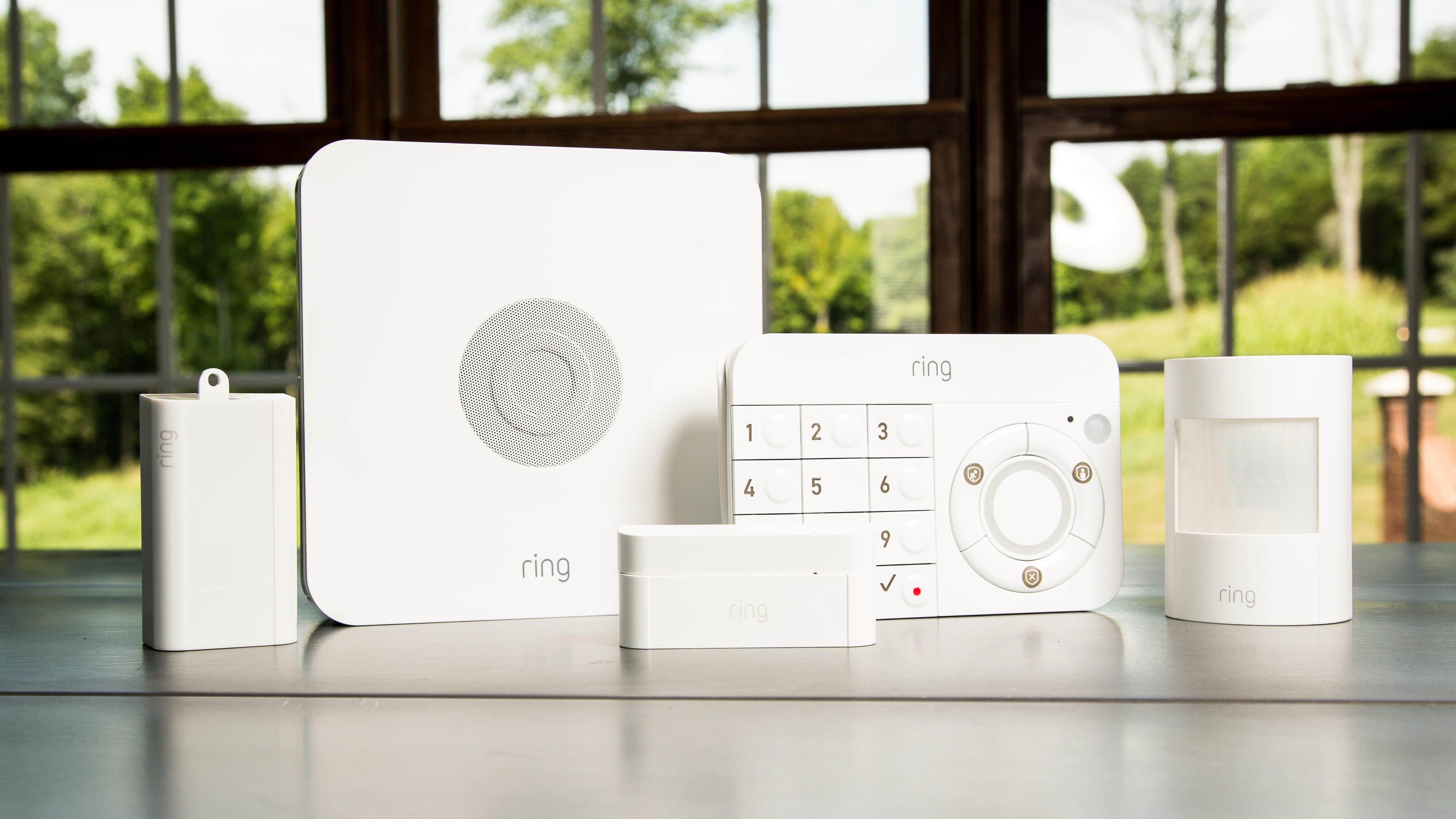 Ring Alarm Indoor Security Kit Security camera system