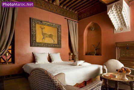 Aménagement décoration chambre marocaine | ART ET DECO MAROCAIN ...