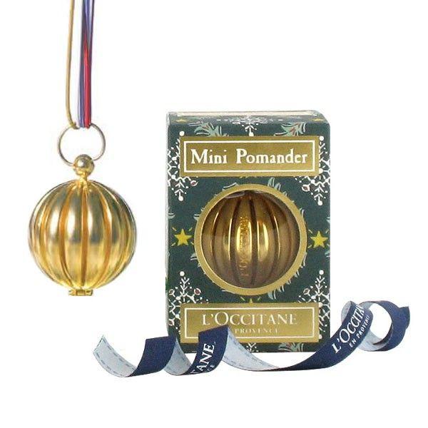 OCCITANE - Mini Pomander - Concentrated Home Perfume - Home - Usage