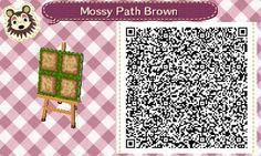Fresh from NewArbor: Mossy Path Brown and Mossy Tile Brown