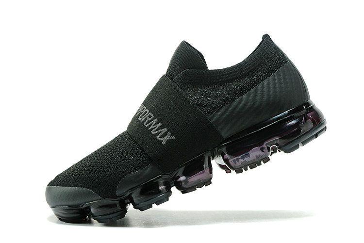 558ac23e20a92f Young Big Boys Nike Air Vapormax Moc Black Anthracite