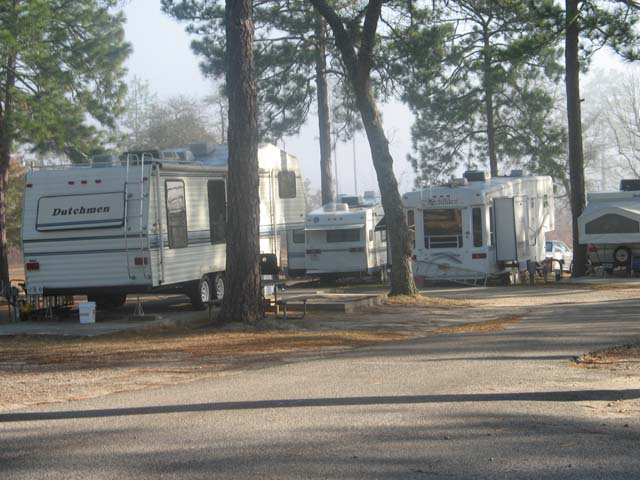 Pine Acres Campground At Aiken South Carolina Campground Rv Parks Rv Campgrounds