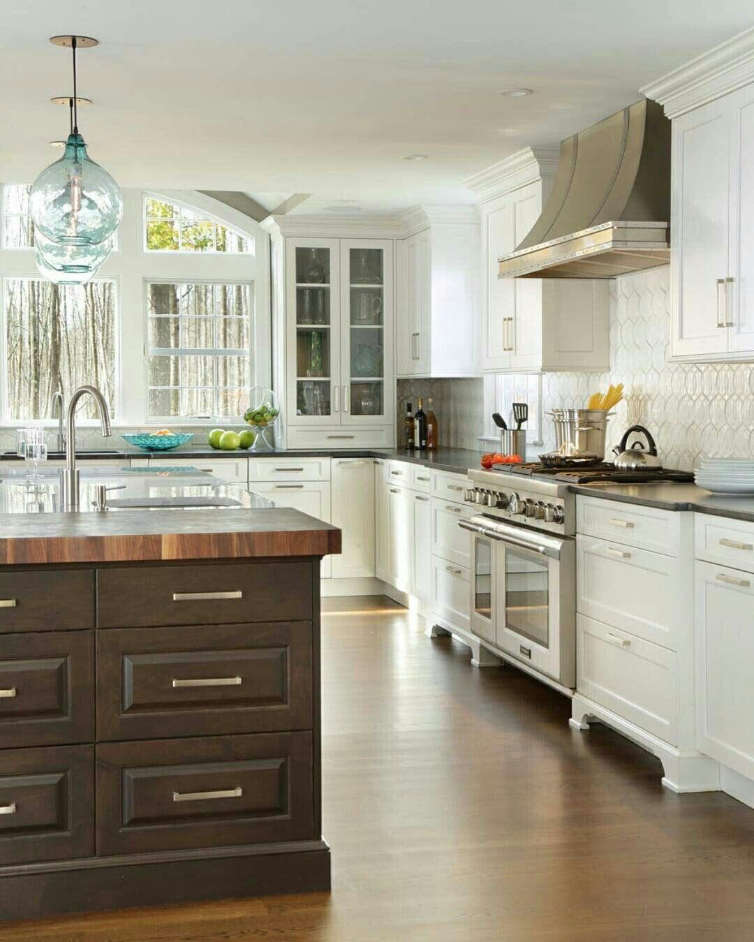 Pin by Ginny Burton on Interior design Kitchen interior