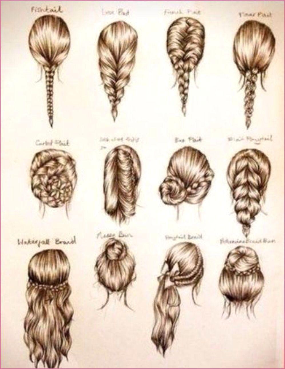 Nett Tumblr Frisuren Anleitung In 2020 Types Of Hair Braids Medium Hair Styles Braided Hairstyles