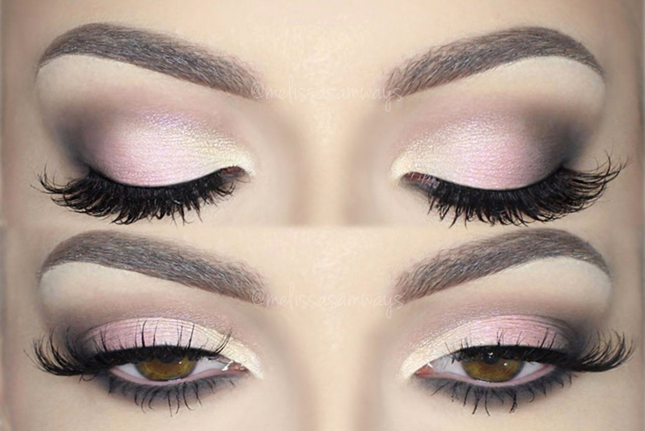 14 Easy Eyeshadow Tutorials For Perfect Eyes With Images Pink