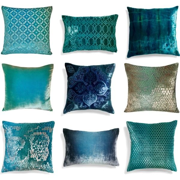 Iridescent And Jeweltone Throw Pillows 40 Great Ideas In 40 Impressive Jewel Tone Decorative Pillows
