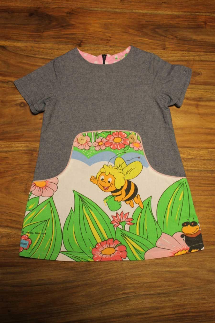Nora\'s Biene Maja Dress   Nähen