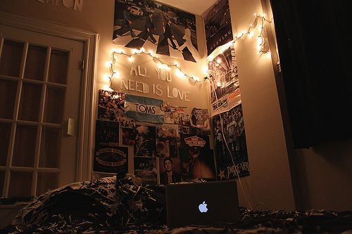 I want something like this for when i get my room redone ...