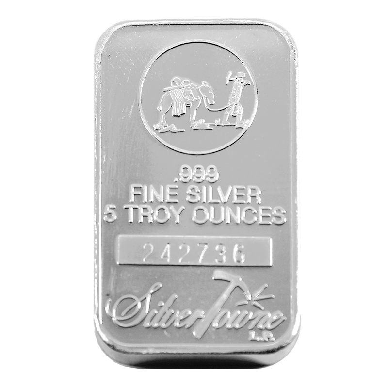 Silvertowne Silver Bars Custom Mints Silver Bullion