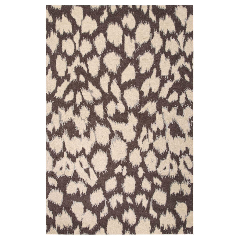 Kate Spade New York By Jaipur Gramercy Leopard Ikat Hand Tufted Wool Rug Laylagrayce Silk Rug