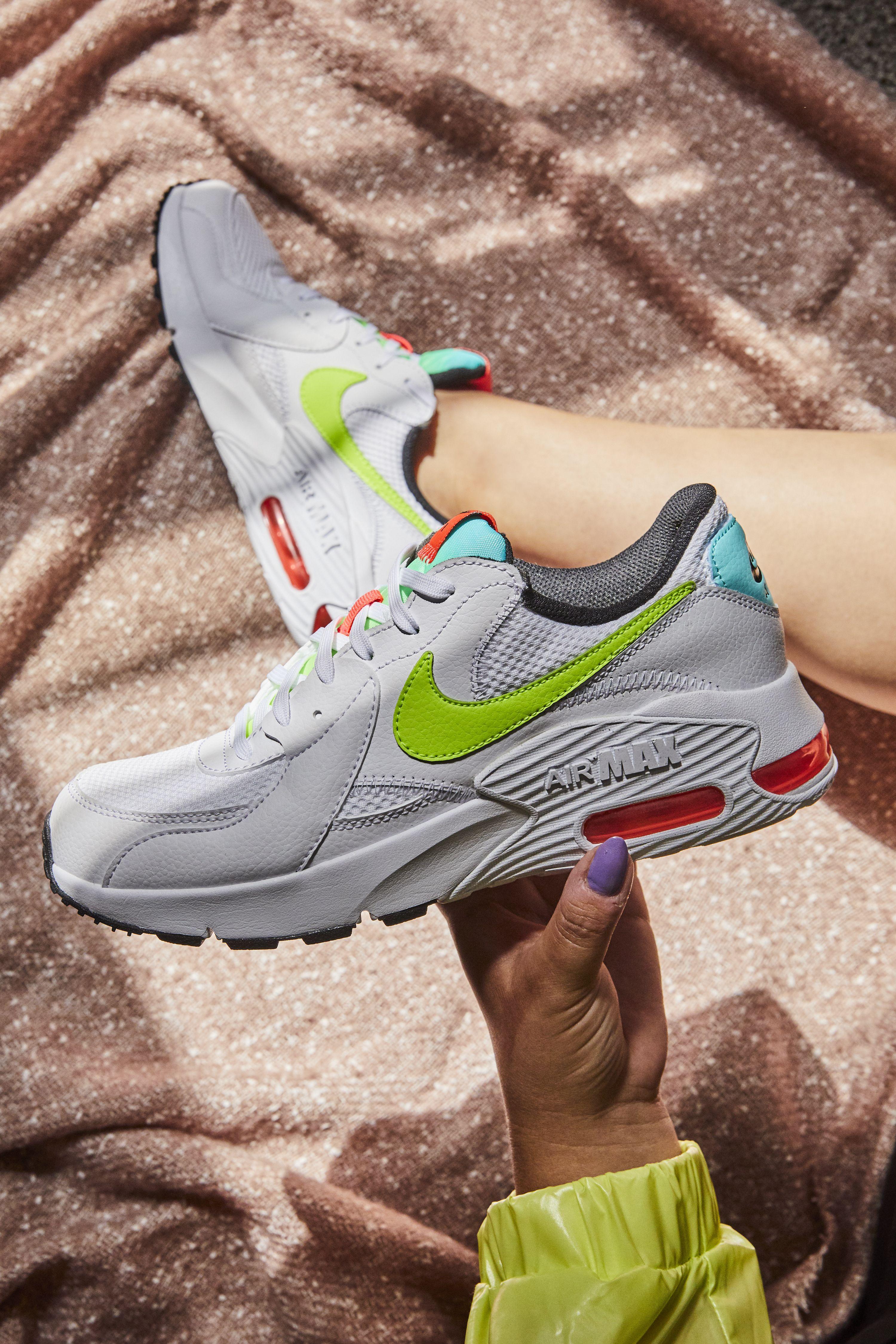Nike Air Max Excee Sneaker - Women's   Nike air max, Nike air max ...