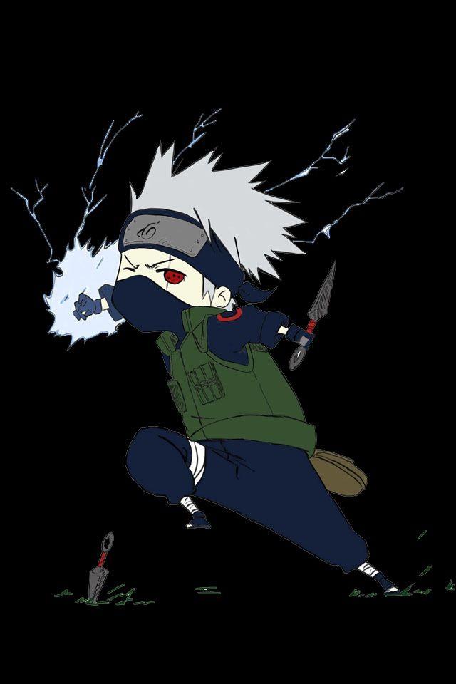 Kakashi Hatake Mini | Kakashi | Naruto, Kakashi hatake