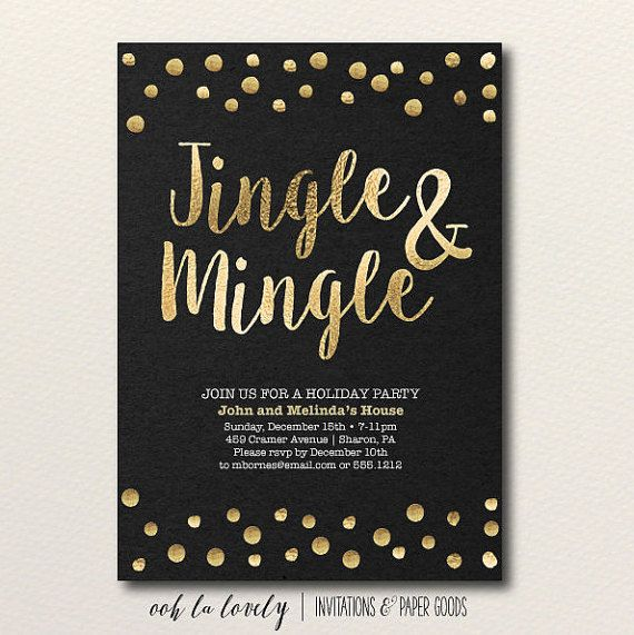 Christmas+Chalkboard+Party+Invitations Christmas Party Invitations