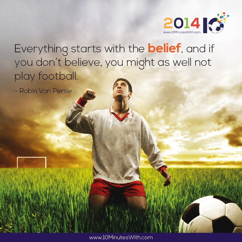 Everything Starts With The Belief And If You DonT Believe You