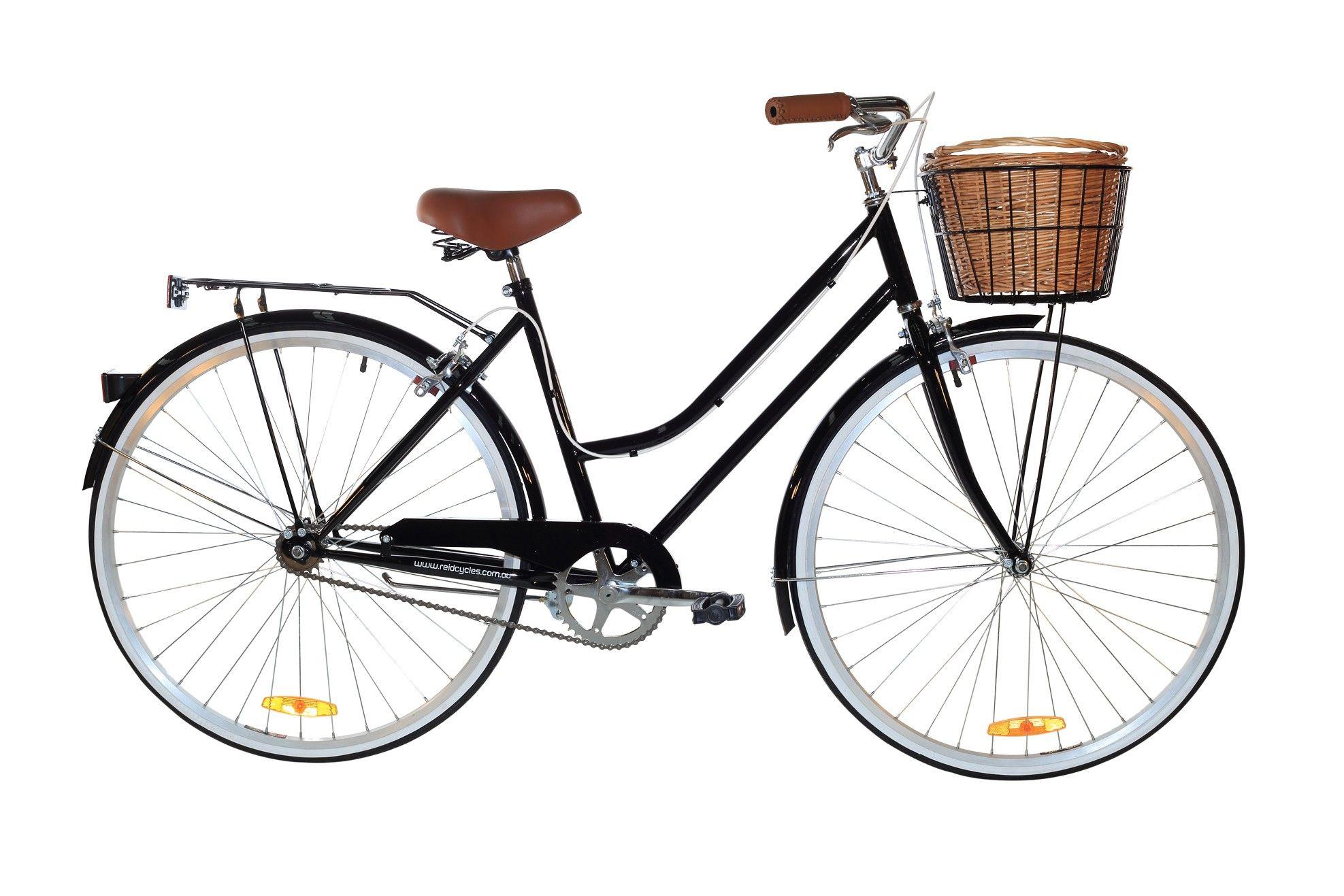 Reid Cycles 2012 Reid Vintage Ladies Bicycle Singlespeed