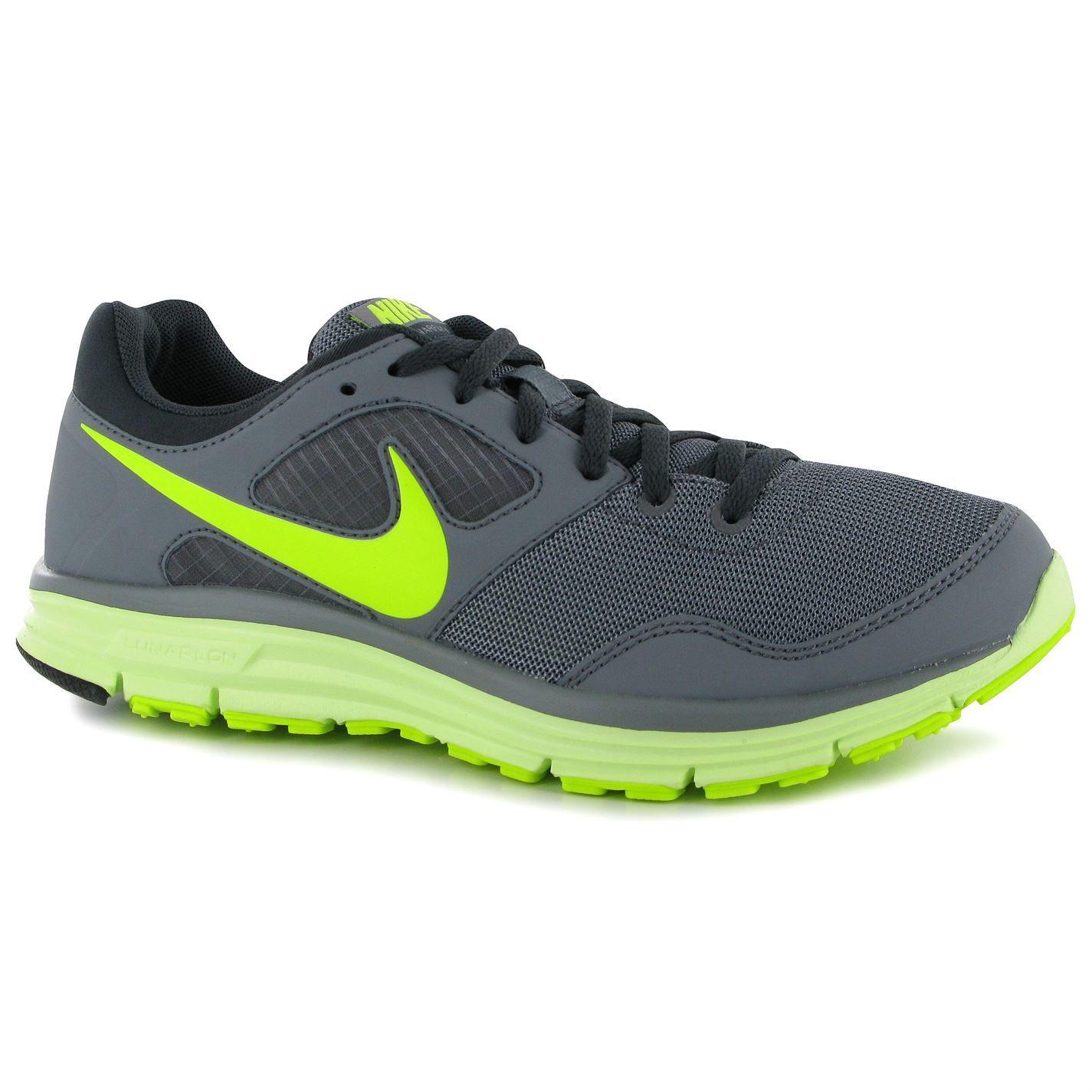 Nike Air Relentless 4 Men's Running Shoes Green COMUK:5875