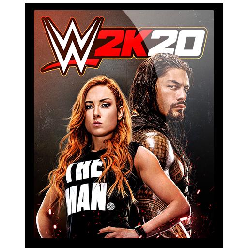 Icon Wwe 2k20 Xbox One Wwe Wwe Game
