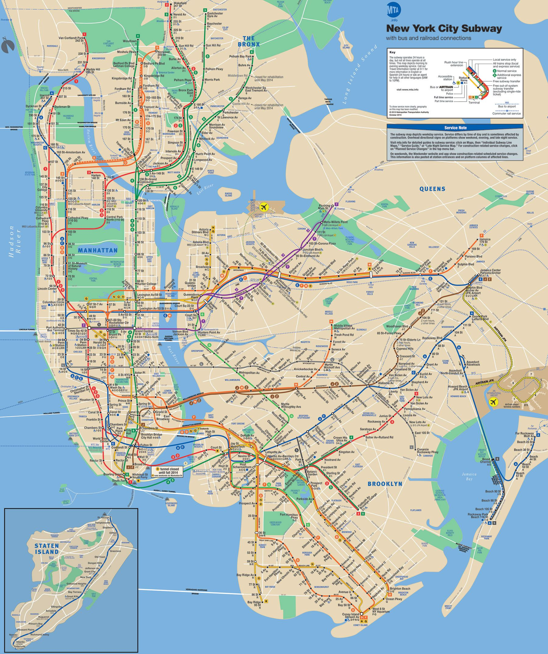 S Train Nyc Map.Always Gotta Know How To Get From Point A To Point B Mta Subway