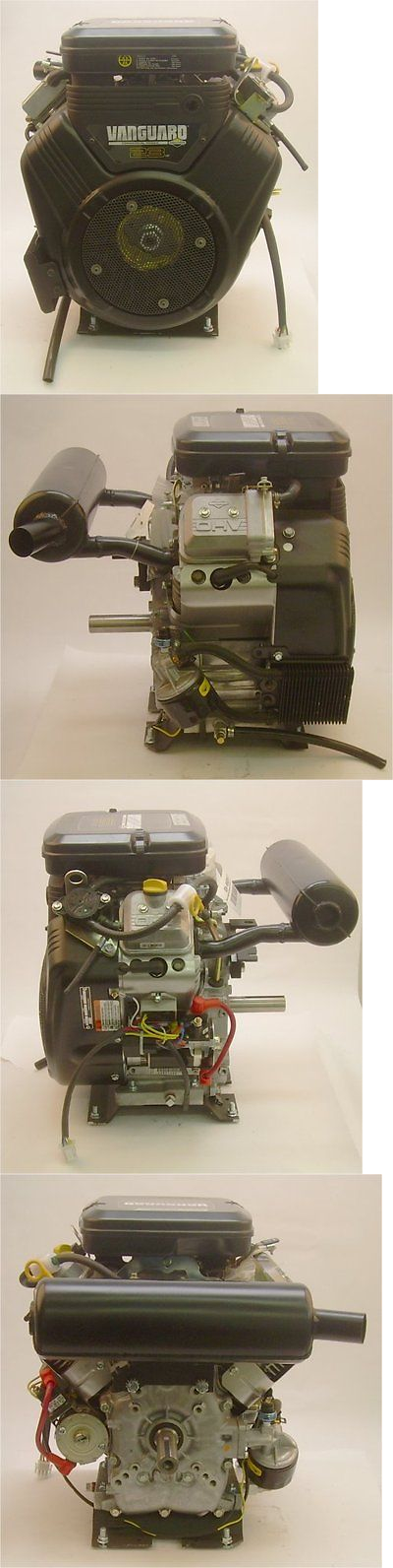Engines Multi-Purpose 79670: 23Hp Briggs Vanguard Engine For