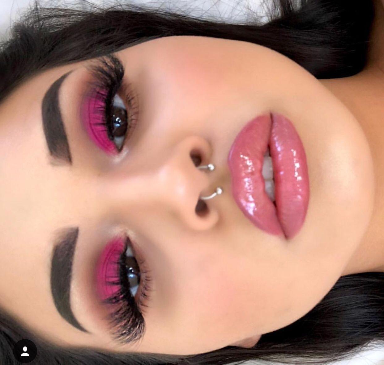 Imagen de mieke viljoen en make up maquillaje de ojos