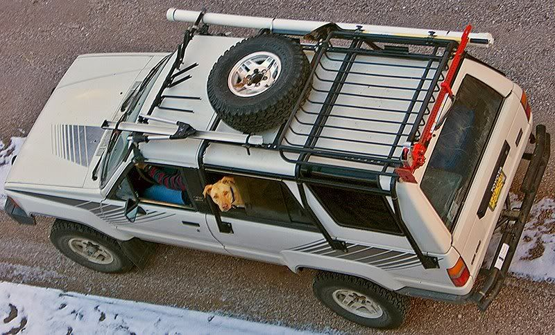 Pin By Drew Porta On Fj60 1st Gen 4runner 4runner Roof Rack
