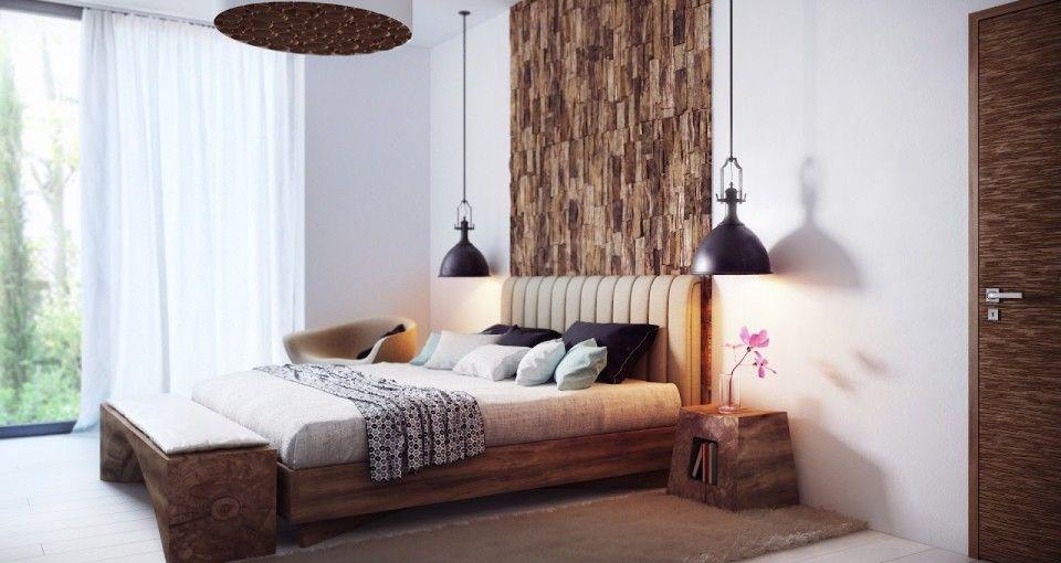 cozy minimalist bedroom by alexander uglyanitsa 2 on cozy minimalist bedroom decorating ideas id=74697