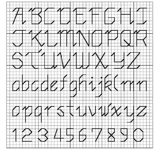 Pin By Michalina Jaskólska-Pyrek On Alfabety / Alphabets