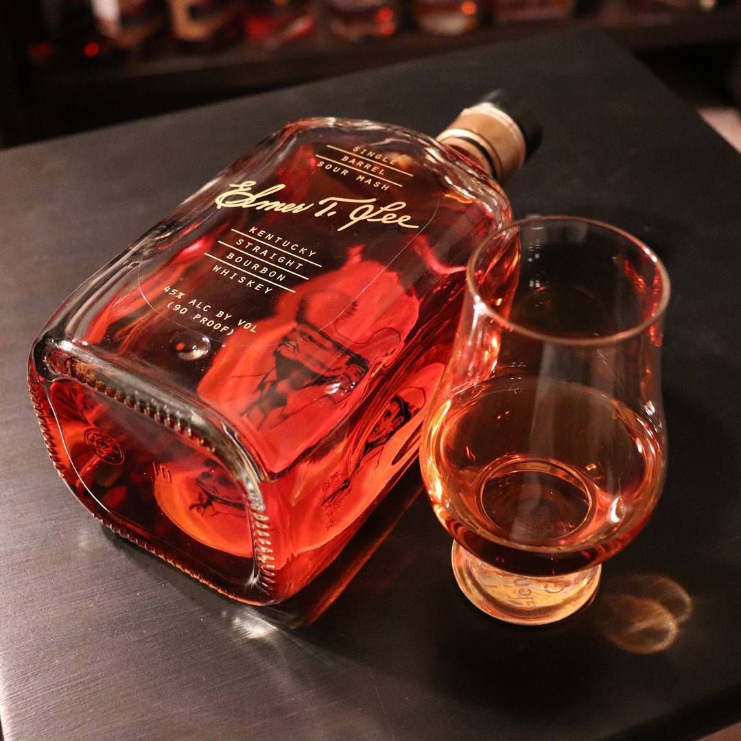 Elmer T Lee At 35 Retail Is A Really Solid Pour But I Absolutely Do Not Get Paying Secondary On This Notworthit Bourbon And Whisky In 2019