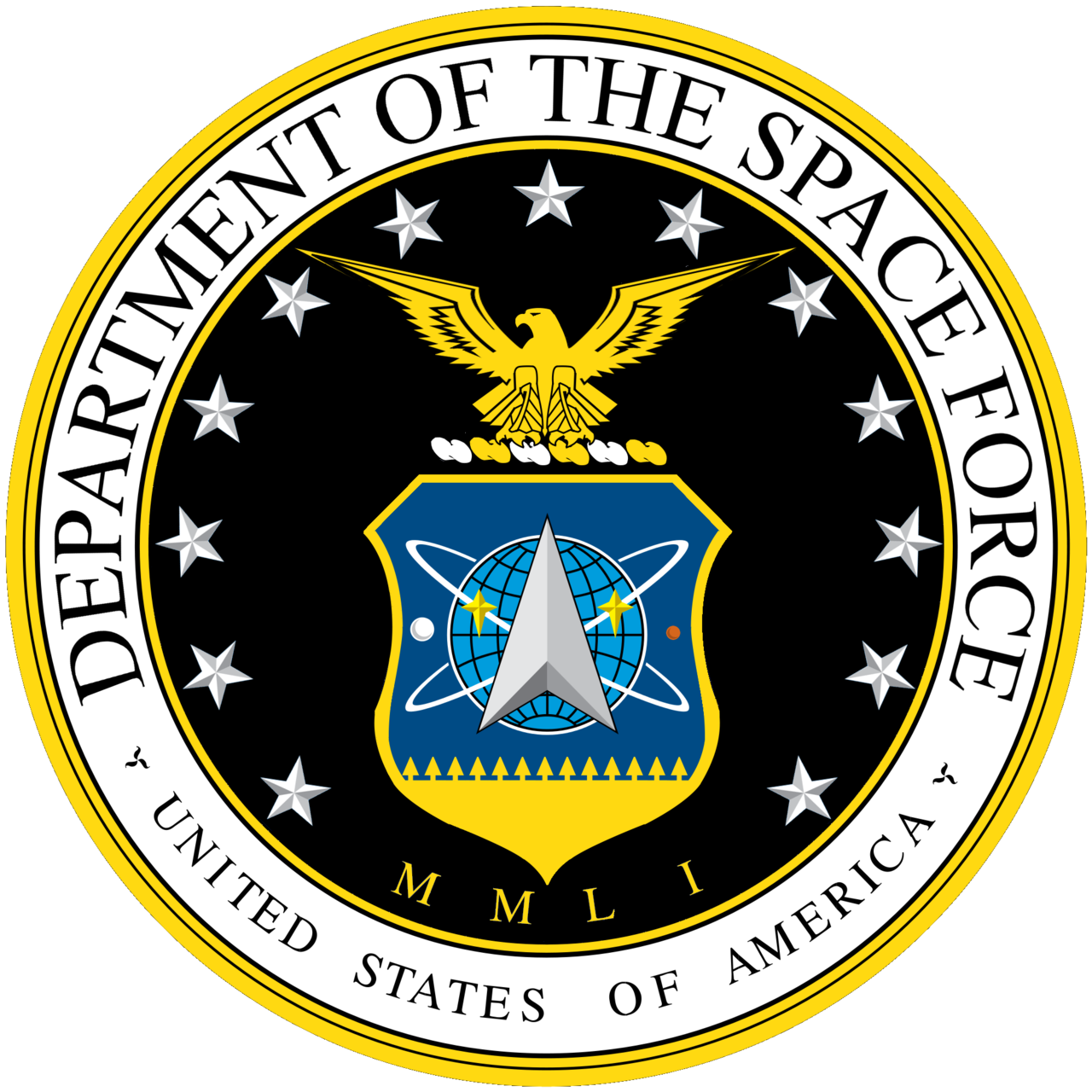 US Space Force by YNot1989
