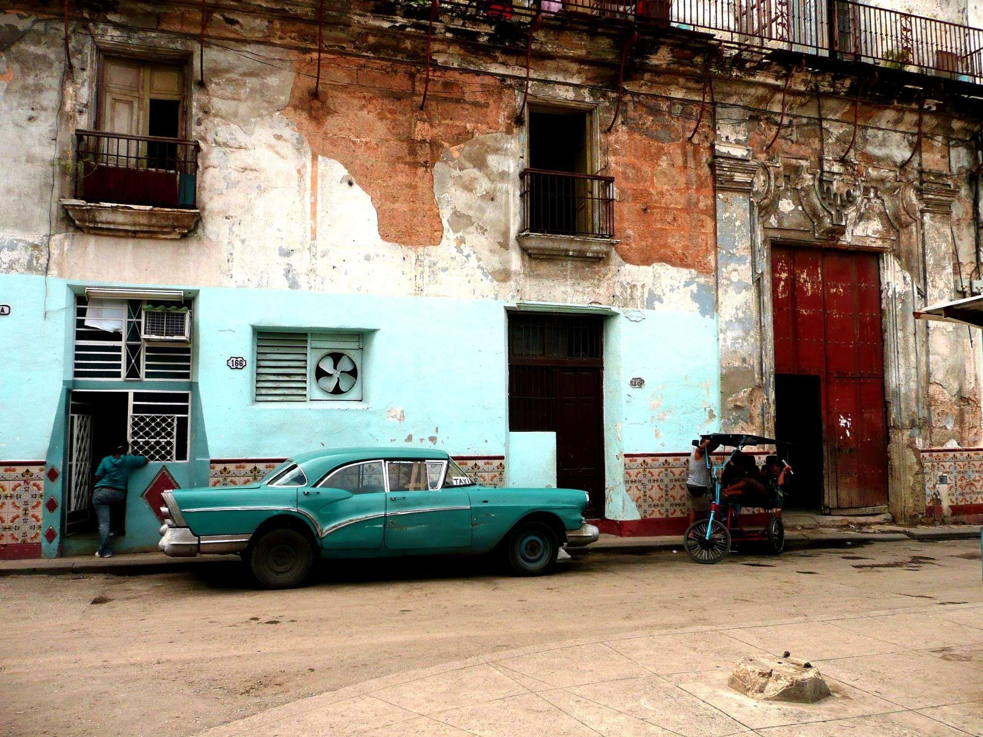 Kuba, Havanna, Oldtimer
