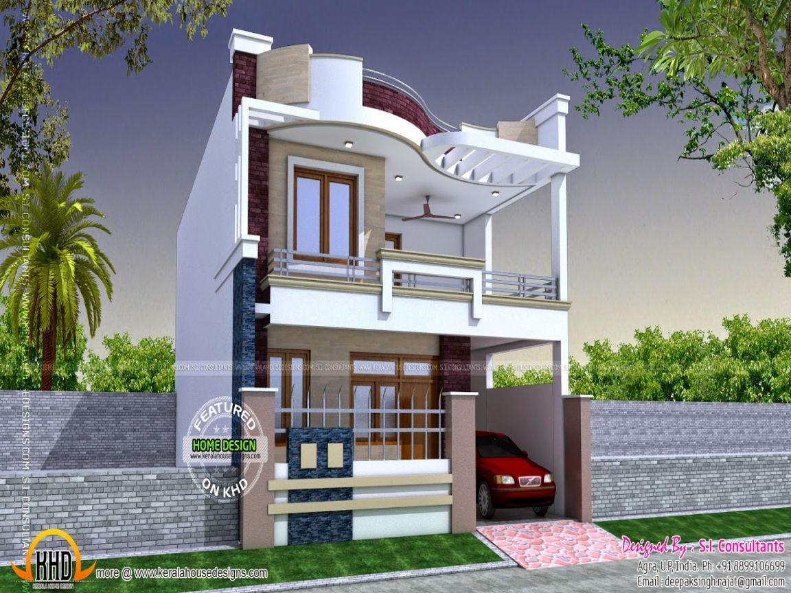 10 Awesomely Simple Modern House Plans Modern Bungalow House Bungalow House Design Modern Bungalow House Plans