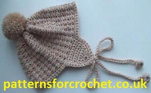 Ravelry Pfc12 Baby Crochet Pattern Helmet Pattern By Patternsfor
