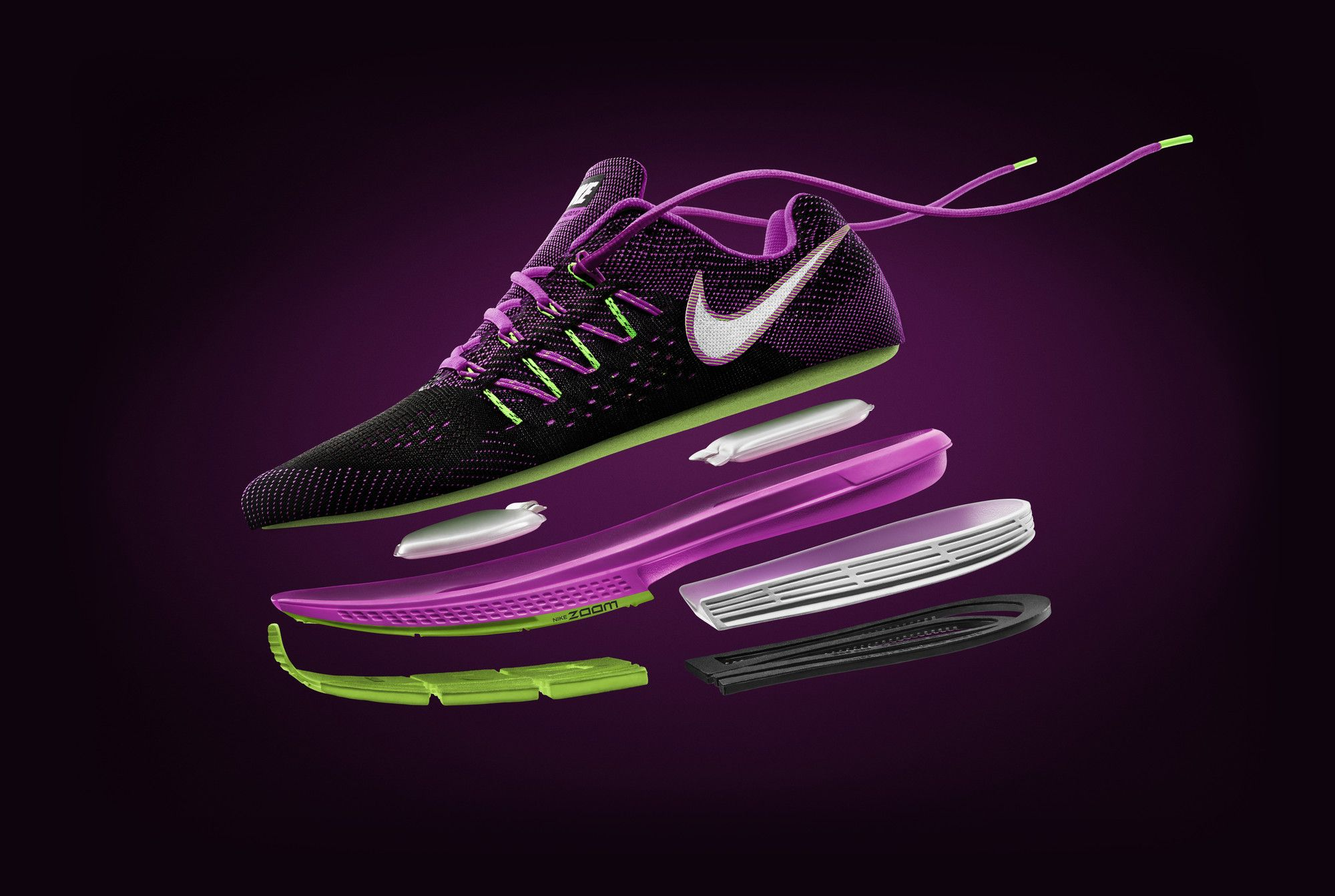 info for 89934 4f7ea Image result for nike exploded shoe ad