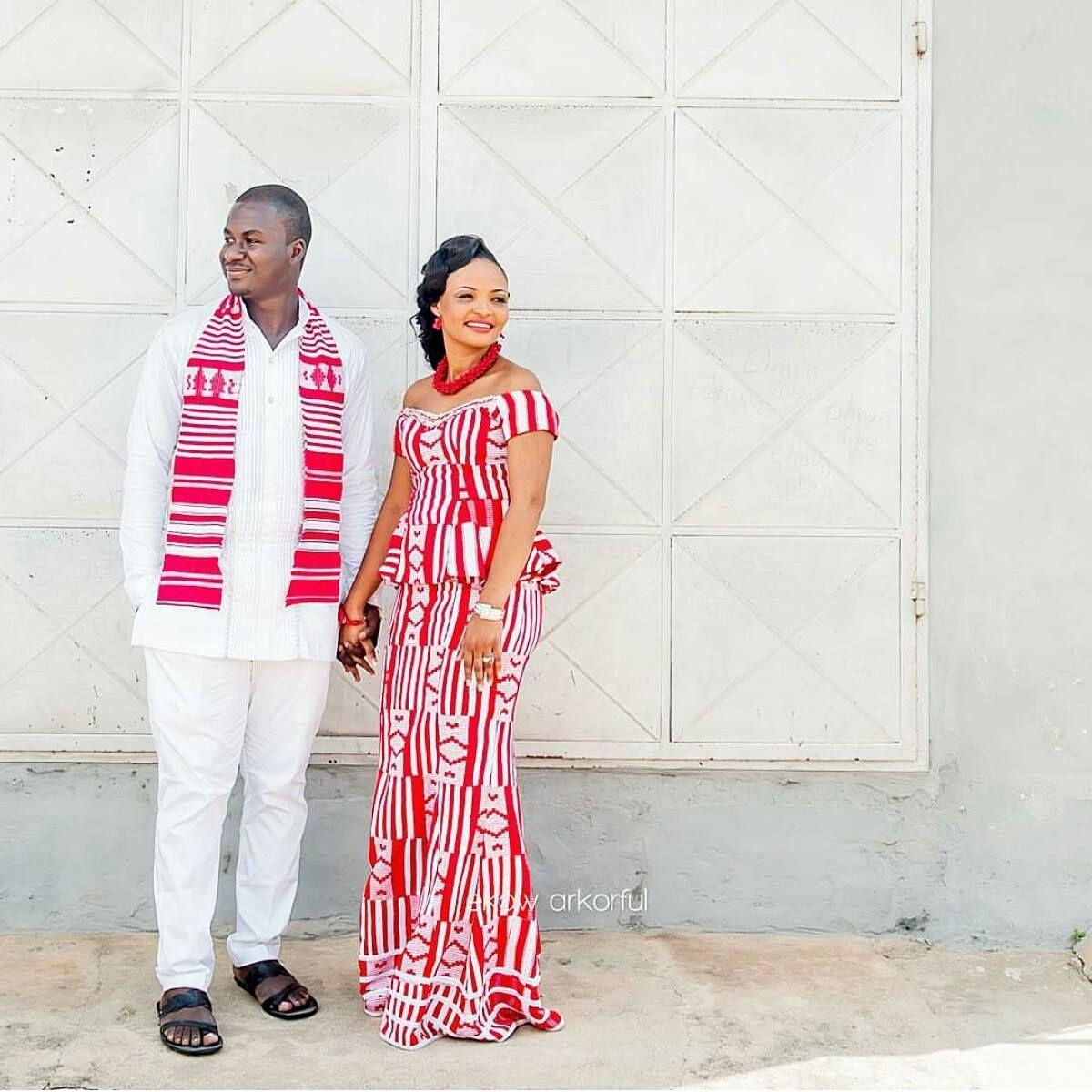 I Do Ghana | Congrats to Sydney & Juliana | Kente Wedding | African ...