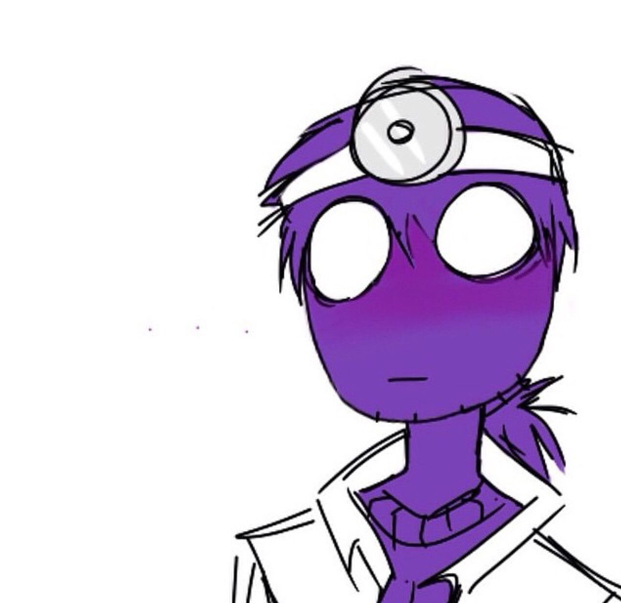 Purple Guy X Reader Comic - Year of Clean Water