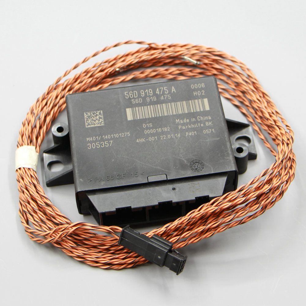 Applicable To Vw Passat B6 Radar Module Ops Module Harness Virtual Reversing 56d 919 475 A 56d919475a Vw Passat Replacement Parts Auto