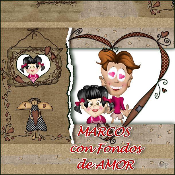 Marcos con fondos de amor marcos transparentes para - Marcos transparentes ...