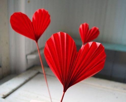 Id jos valentino dienai valentine day ideas pinterest for Romantic origami ideas