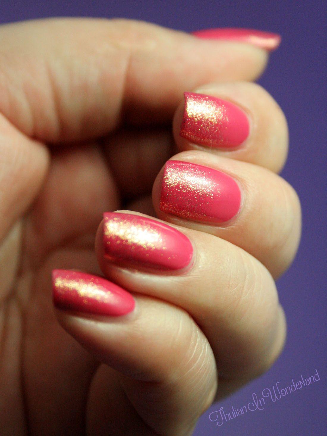 Thulian In Wonderland: Pinkkiä liukuväriä
