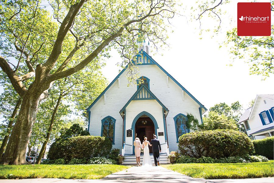 Spring Lake Episcopal Church Of The Holy Trinity In New Jersey Wedding Venues