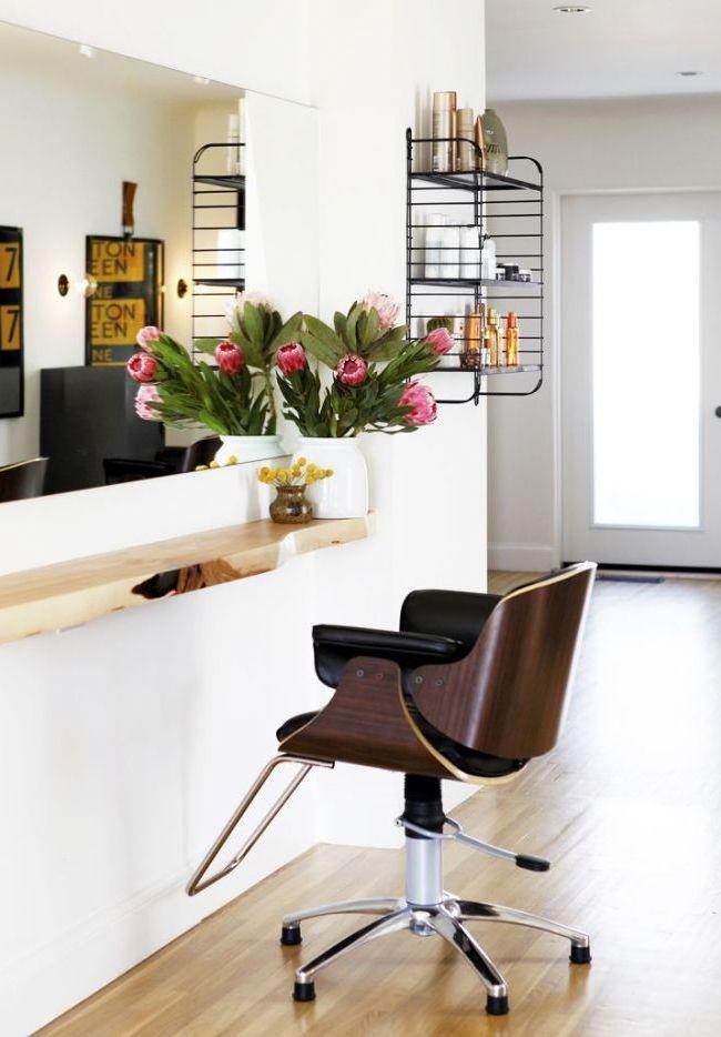 Картинки по запросу интерьер салона красоты растения | салон красоты ...