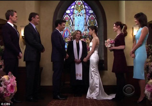 How I Met Your Mothers Bittersweet Ending Leaves Fans Divided Ted And RobinMothers Wedding
