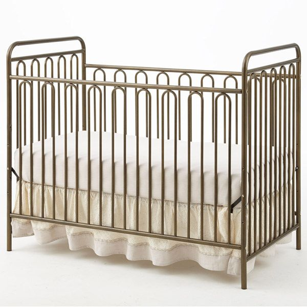 Trinity 3 in 1 Full Sized Metal Crib FCS-96091 baby bed ...
