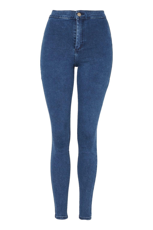 Dark Blue Holding Power Jeans