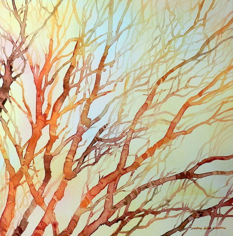 Cristina Dalla Valentina Art: Intrecci - Intertwines - www.cristinadallavalentina.com