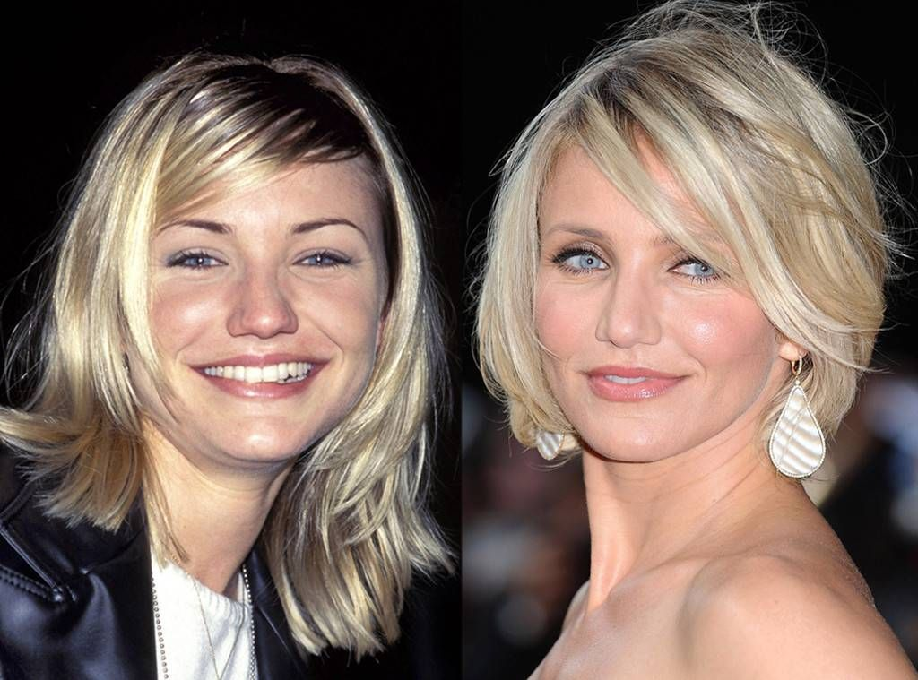 Image result for cameron diaz twin sister images