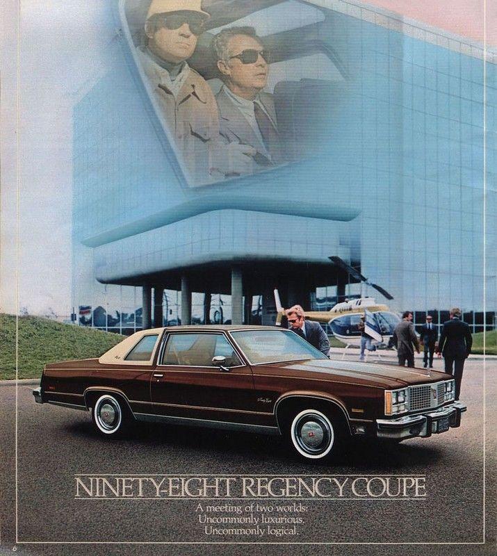 1978 Oldsmobile 98 Regency Coupe